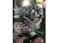 Batman the killing joke + Batman Year one Comics