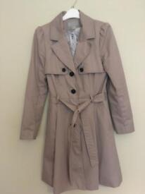 H&M Trench-coat - Size 12