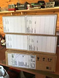 3 x Cisco routers C897va-k9