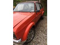 Mk2 escort project rs1600