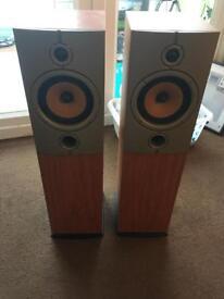 Wharfdale Tower Speakers