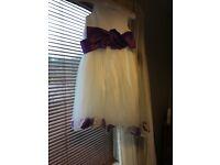 2x bridesmaids dresses