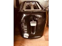 Used black toaster