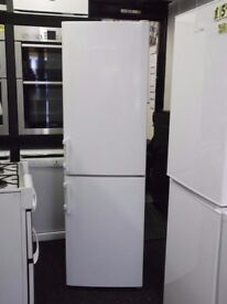 LIEBHERR FRIDGE FREEZER + FREE BH ONLY POSTCODES DELIVERY+FREE 3MTH GUARANTEE