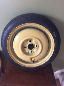 Mazda mx-5 spare wheel (Toyo tyre)
