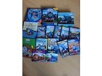 Thomas the tank bundle included DVDs and books