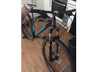 Cannondale mountain bike 2015