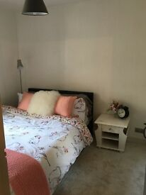 Brand new double bed never used