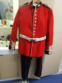 Grenadier guards uniform