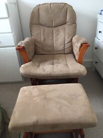 Free nursing chair needs a home