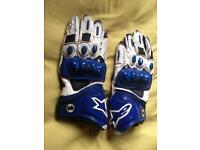 Alpine star gloves,