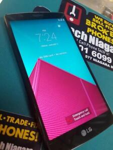 LG G4 - 32G Unlocked Space Gray Only 185$ At Cell Tech Niagara Lifetime Warranty!!...
