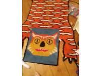 Ikea rug kids tiger