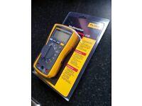 FLUKE Test meter. 115 Brand New. never opened. Electrical tester. Voltage tester. Electrician