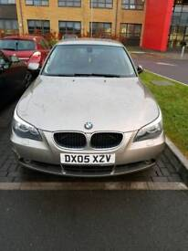 2005 bmw 525d Automatic 105k miles only