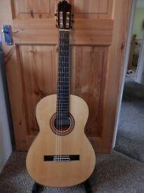 Camps M 5 Flamenco / Spanish / classical Nylon Guitar for Sale