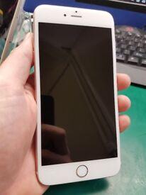iPhone 6s Plus 64gb Gold Rose
