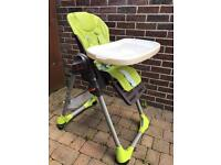 Child's High chair (Chicco brand)