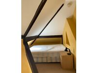 Fantastic cosy loft double room including bills for single occupancy only