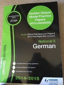 National 5 Herman past paper