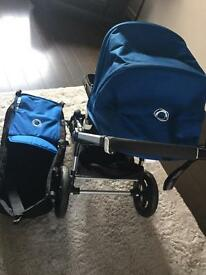 Bugaboo cameleon 3 royal blue