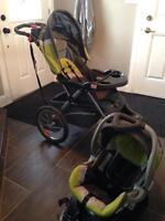 Baby Trend Expedition ELX Jogging Stroller