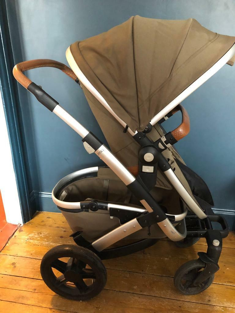 Hedendaags Joolz Geo Turtle Green Travel system | in Didcot, Oxfordshire FT-13