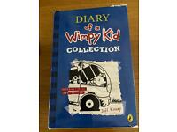 Diary of a Wimpy Kid Collection Book Set