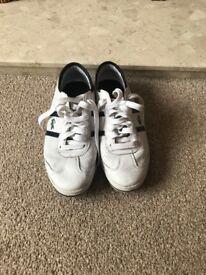 Men's Lacoste size 8 trainers