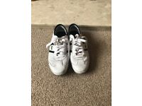 Men's Lacoste size 8 trainers
