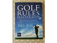 Golf book, excellent condition
