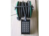 Stage Box with Multicore cable, 20 way