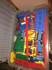 Children's railway set