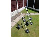 Golf trolleys X 2