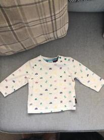 Ted Baker boys outfit 3-6 months
