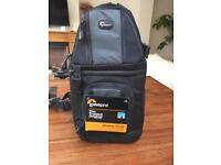 Lowepro Slingshot 102 AW Camera Sling Bag Black rain cover included BRAND NEW WITH TAGS RRP £64