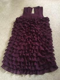 NEXT RUFFLE DRESS