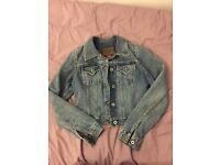GUESS women's denim jacket