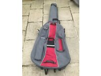 Tom and Will double bass gig bag 3/4