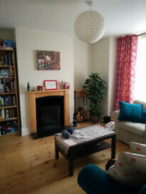 Large double room available in bright, airy house in Brislington