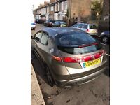 Honda Civic 2.2 diesel manual