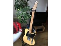 Fender Classic Player Baja Telecaster Electric Guitar - Blonde