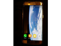 Brand new Gold Samsung Galaxy S7 Edge UNLOCKED with lovely Xtras Incl ...VR Oculus 2016