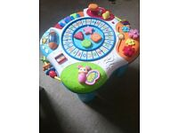 baby interactive table