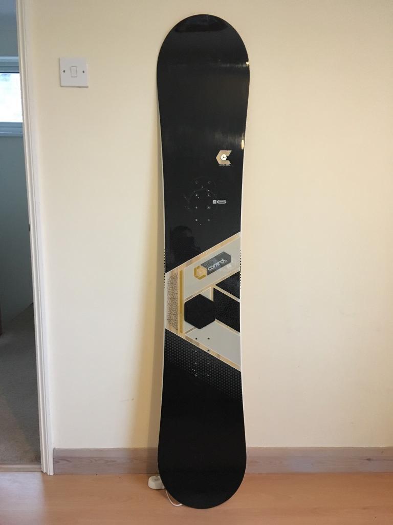 Ride Control 158cm Snowboard