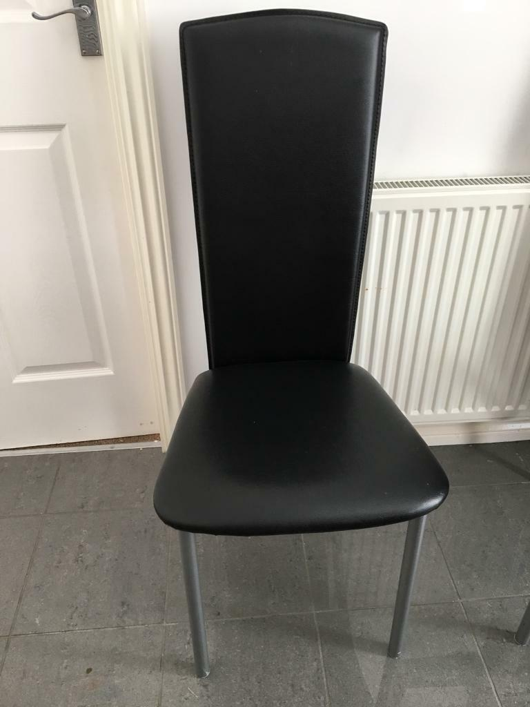 4 next dining chairs