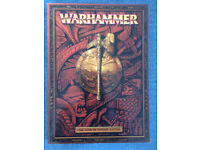 Warhammer Rulebook (6th Edition) - Autographed by Warhammer Team (Collectors)
