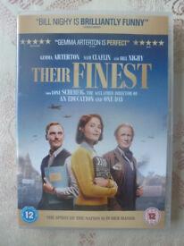 THEIR FINEST DVD