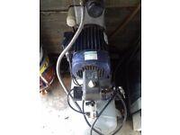 Air compressor 160 psi 11bar