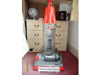 BEST VALUE dyson DC07 upright vacuum cleaner fully refurbished NEW 1600W MOTOR